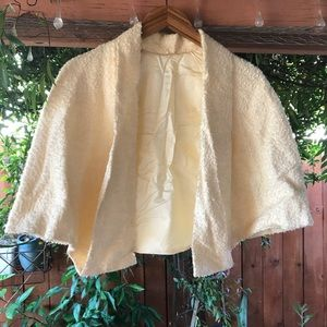 Jackets & Blazers - Vintage 50's Shrug One Size Fits All